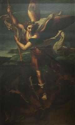 L'arcangelo Michele (copia da)