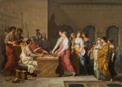 La Générosité des dames romaines