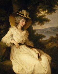 Lady Elizabeth Christiana Hervey, Lady Elizabeth Foster, later Duchess of Devonshire (1759-1824)