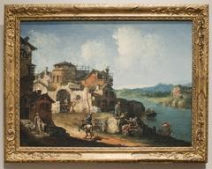 Landscape Capriccio