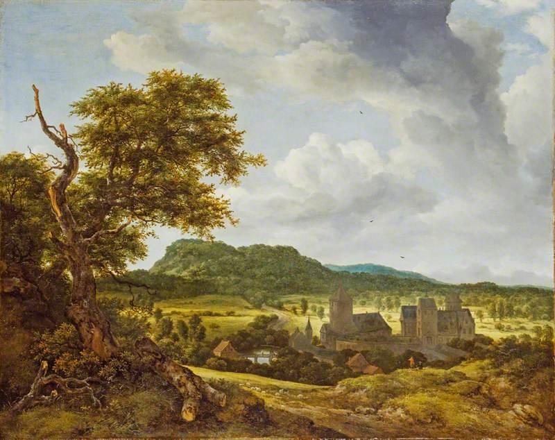 Landscape with a Village
