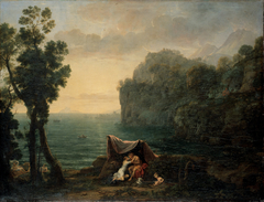 Landscape with Acis and Galatea