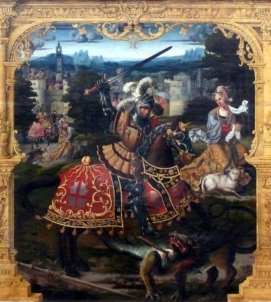 Legend of Saint George