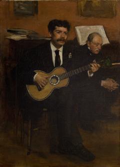 Lorenzo Pagans et Auguste de Gas