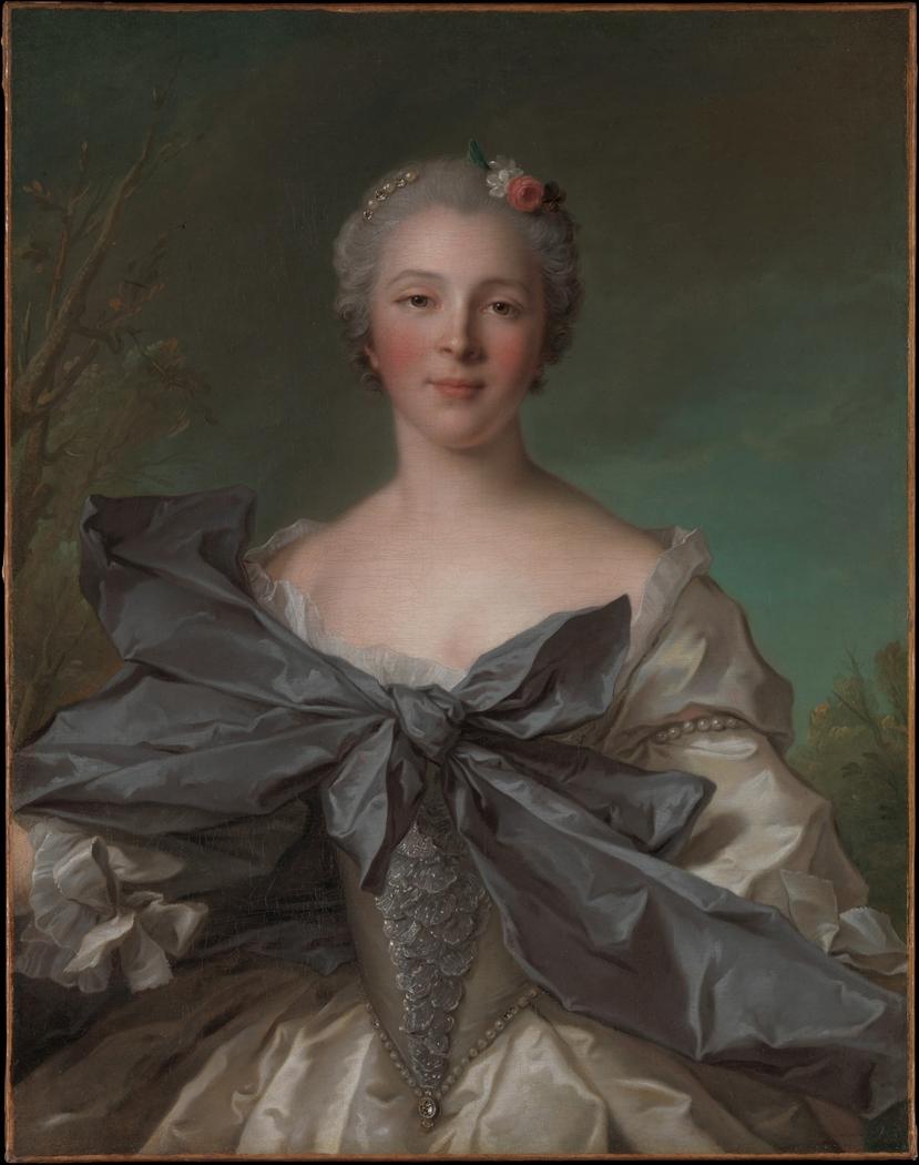 Marie Françoise de La Cropte de St. Abre, Marquise d'Argence