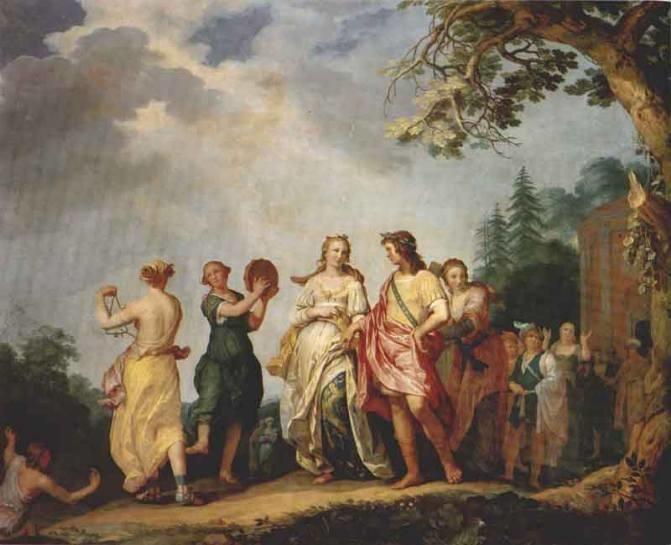 Marriage Amaryllis Mirtillo