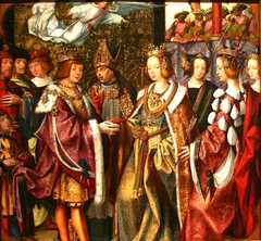 Marriage of St. Ursula and Prince Conan