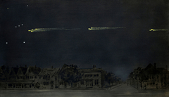 Meteoric Display of February 9, 1913, as seen near High Park