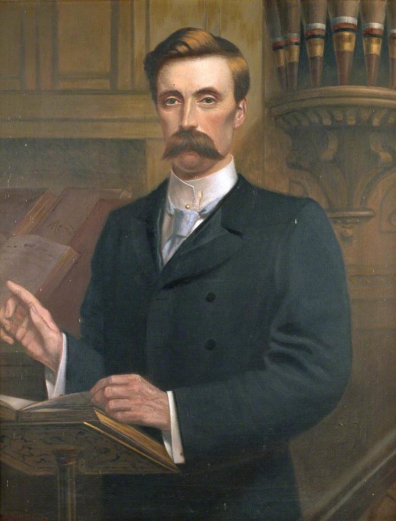 Mr John Thomas Edwards (c.1869–1943)