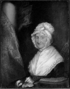 Mrs. George Williams (Lydia Pickering)