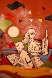 My piece at DaDa Shanghai