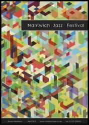 Nantwich Jazz Festival poster