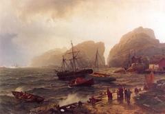 Nødhavn Ved Norskekysten