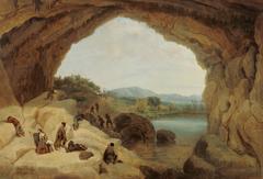 Outlaws Ambushed in the Cueva del Gato