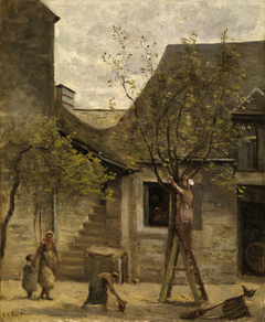 Peasants' Houses, Fontainebleau