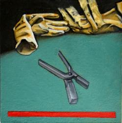 Pieza de orfebrería nr 3 - Goldsmith piece no.3