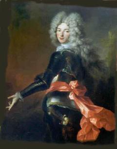 Portrait de Charles de Sainte-Maure, duc de Montausier