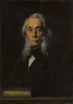 Portrait de Félix Ravaisson-Mollien