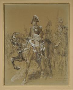 Portrait du Marechal Ney Duc, d'Elchingen (Retrato del Mariscal Ney)