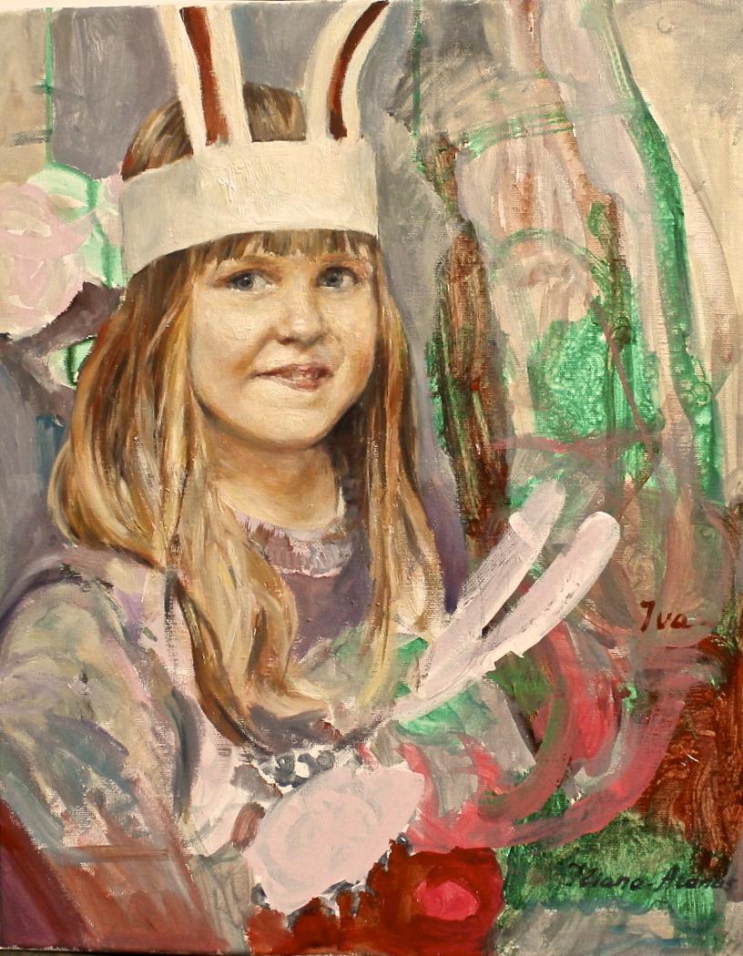 portrait- Iva
