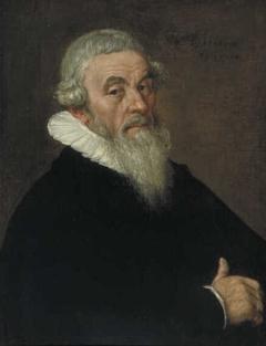 Portrait of a 78-Year-Old Man, Probably Jan de Marez