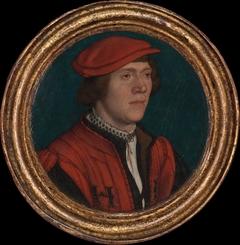 Portrait of a Man in a Red Cap