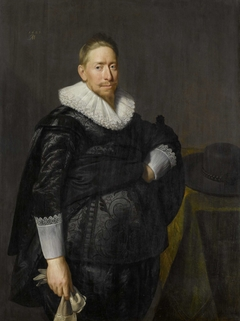 Portrait of a Man, Probably from the Pauw Family