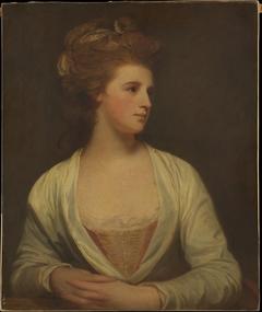Portrait of a Woman, Said to Be Emily Bertie Pott (died 1782)
