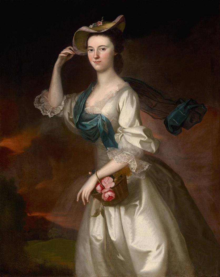 Portrait of Abigail Erving Scott