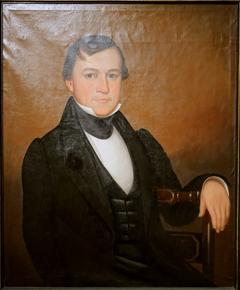 Portrait of Abraham Prescott Jr.