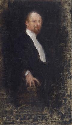 Portrait of Alexej von Jawlensky