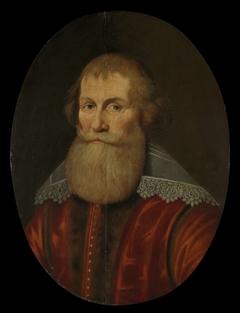 Portrait of Cornelis Haga (1578-1654)