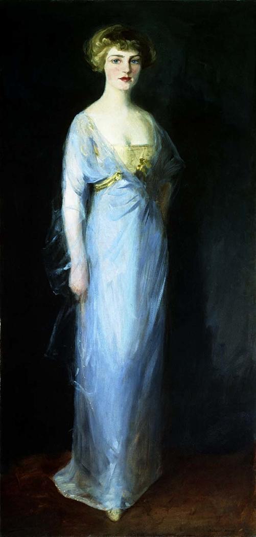 Portrait of Dorothy Wagstaff