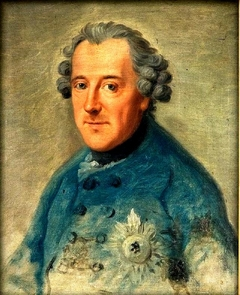 Portrait of Frederick II of Prussia
