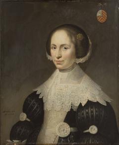 Portrait of Gertrude Teding van Berkhout