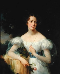 Portrait of Hortense Ballu