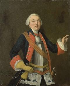 Portrait of Jan Hendrik van Rijswijk (born 1717)