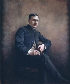 Portrait of Jean-Baptiste Pasteur