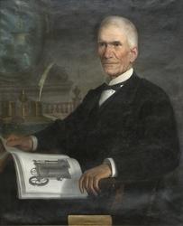 Portrait of José Sánchez Peña