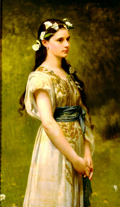 Portrait of Julia Foster Ward