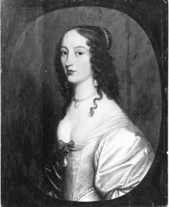 portrait of Magdalena von Nassau-Siegen
