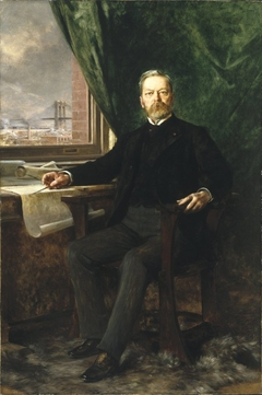 Portrait of Washington A. Roebling