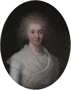 Portrait of Maren Juel