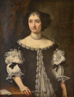 Portrait of Maria Madalena Rospigliosi