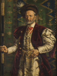 Portrait of Mikołaj Zyblikiewicz
