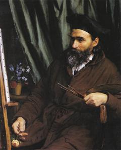 Portrait of Otto Diderich Ottesen by Peder Severin Krøyer