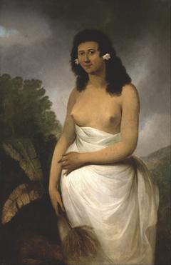 Portrait of Poedua, daughter of Orio