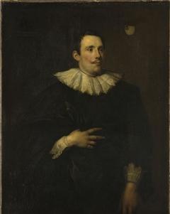 Portrait of Sir John Strode
