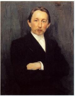 Portrait of the Artist Apollinary Vasnetsov