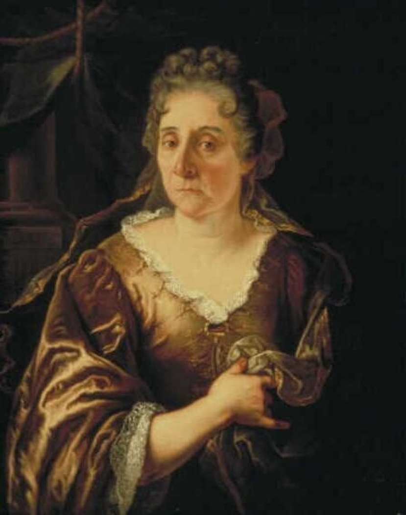 Portrait of the Painter Rachel Ruysch